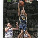2015 Hoops Basketball Card #93 Jeremy Evans