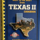 Best of the Best from Texas II Cookbook