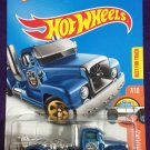 2016 Hot Wheels #147 Turbine Time BLUE