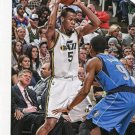 2015 Hoops Basketball Card #98 Rodney Hood