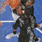 2015 Hoops Basketball Card #101 Gorgui Dieng