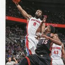 2015 Hoops Basketball Card #115 Andre Drummond