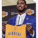 2015 Hoops Basketball Card #118 Roy Hibbert