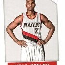 2015 Hoops Basketball Card #126 Noah Vonleh