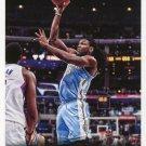 2014 Hoops Basketball Card #17 Kenneth Faried