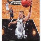 2014 Hoops Basketball Card #23 Mason Plumlee