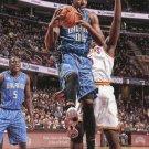 2014 Hoops Basketball Card #44 Andrew Nicholson