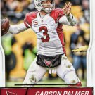 2016 Score Football Card #1 Carson Palmer