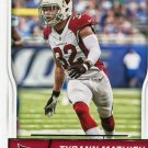 2016 Score Football Card #10 Tyrann Mathieu