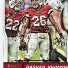 2016 Score Football Card #11 Rashad Johnson