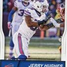 2016 Score Football Card #41 Jerry Hughes