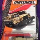 2015 Matchbox #54 Attack Track
