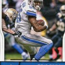 2016 Score Football Card #114 Eric Ebron