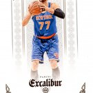 2014 Excalibur Basketball Card #96 Andrea Bargnini