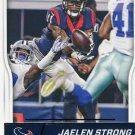 2016 Score Football Card #133 Jalen Strong