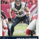 2016 Score Football Card #135 Brian Cushing