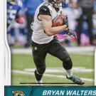 2016 Score Football Card #154 Bryan Walters