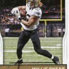 2016 Score Football Card #203 Willie Snead