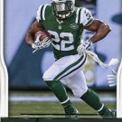 2016 Score Football Card #222 Stevan Ridley