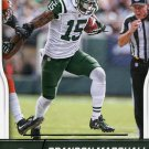 2016 Score Football Card #223 Brandon Marshall