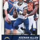 2016 Score Football Card #263 Keenan Allen