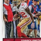 2016 Score Football Card #274 Torrey Smith