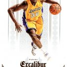 2014 Excalibur Basketball Card #189 Julius Randle
