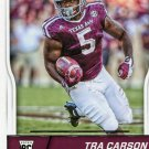 2016 Score Football Card #352 Tra Carson