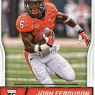 2016 Score Football Card #432 Josh Ferguson