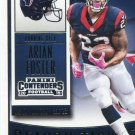 2015 Panini Contenders Football Card #26 Arian Foster