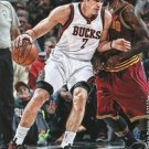 2015 Hoops Basketball Card #1 Ersan Ilyasova