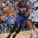2015 Hoops Basketball Card #134 Markieff Morris