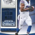 2015 Panini Contenders Football Card #74 LeSean McCoy