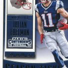 2015 Panini Contenders Football Card #80 Julian Edelman