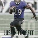 2015 Prestige Football Card #60 Justin Forsett
