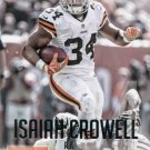 2015 Prestige Football Card #72 Isaiah Crowell