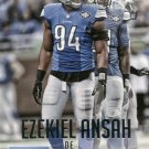 2015 Prestige Football Card #92 Ezekiel Ansah