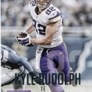 2015 Prestige Football Card #102 Kyle Rudolph