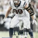 2015 Prestige Football Card #110 J J Watt