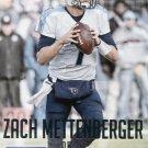 2015 Prestige Football Card #123 Zach Mettenberger