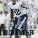 2015 Prestige Football Card #127 Delanie Walker