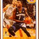 2013 Hoops Basketball Card #37 Tony Wroten