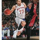 2014 Hoops Basketball Card #52 Andrea Bargnani