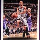 2014 Hoops Basketball Card #68 Tony Parker