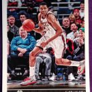 2014 Hoops Basketball Card #62 Giannis Antetokounmpo