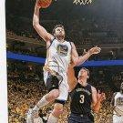 2015 Hoops Basketball Card #145 Andrew Bogut