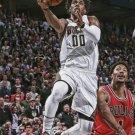 2015 Hoops Basketball Card #146 O J Mayo