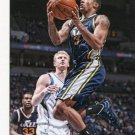 2015 Hoops Basketball Card #150 Trey Burke