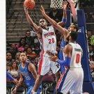 2015 Hoops Basketball Card #153 Jodie Meeks