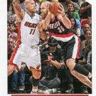 2015 Hoops Basketball Card #157 Chris Kaman